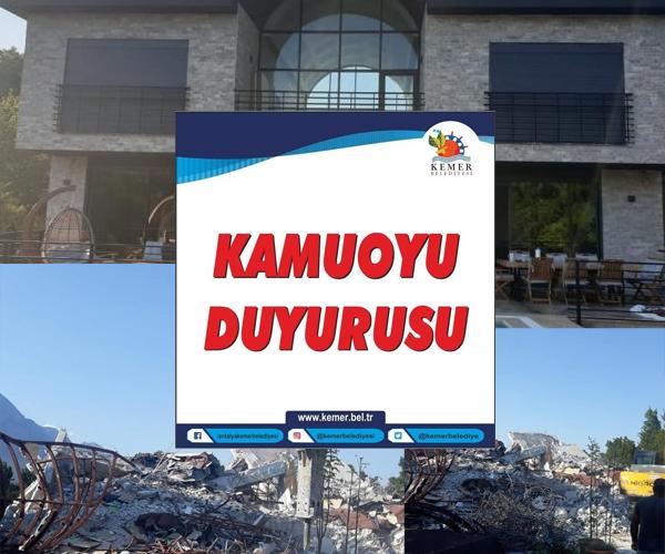 HERKES KANUN ÖNÜNDE EŞİTTİR!