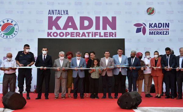 ANTALYA KADIN KOOPERATİFLERİ FESTİVALİ
